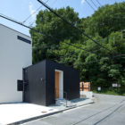 Niu House by Yoshihiro Yamamoto Architect Atelier (2)