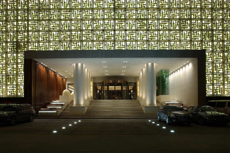 Qing Shui Wan Spa Hotel by Nota Design International