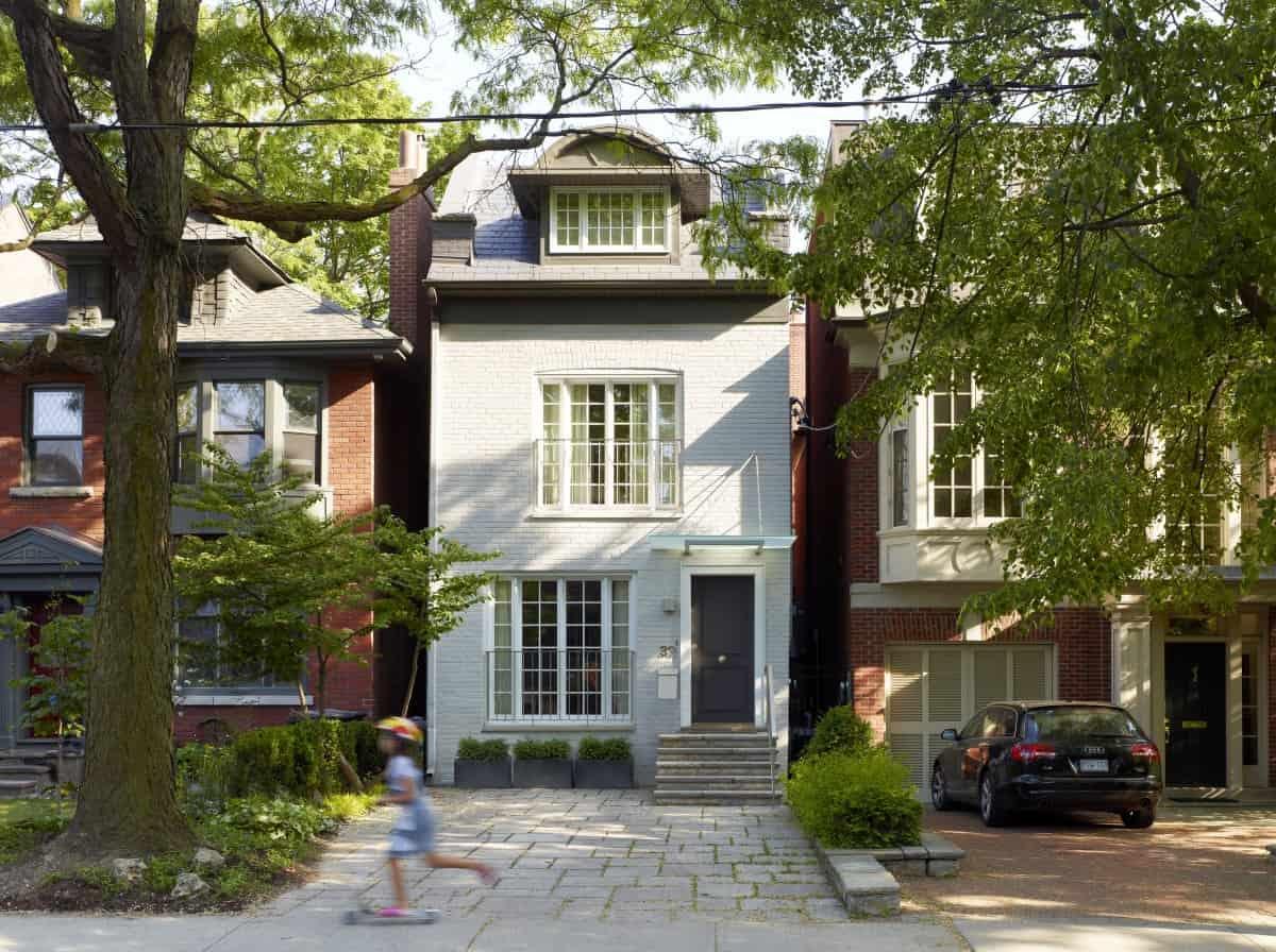 Urban Ravine House By Bortolotto Design Architect