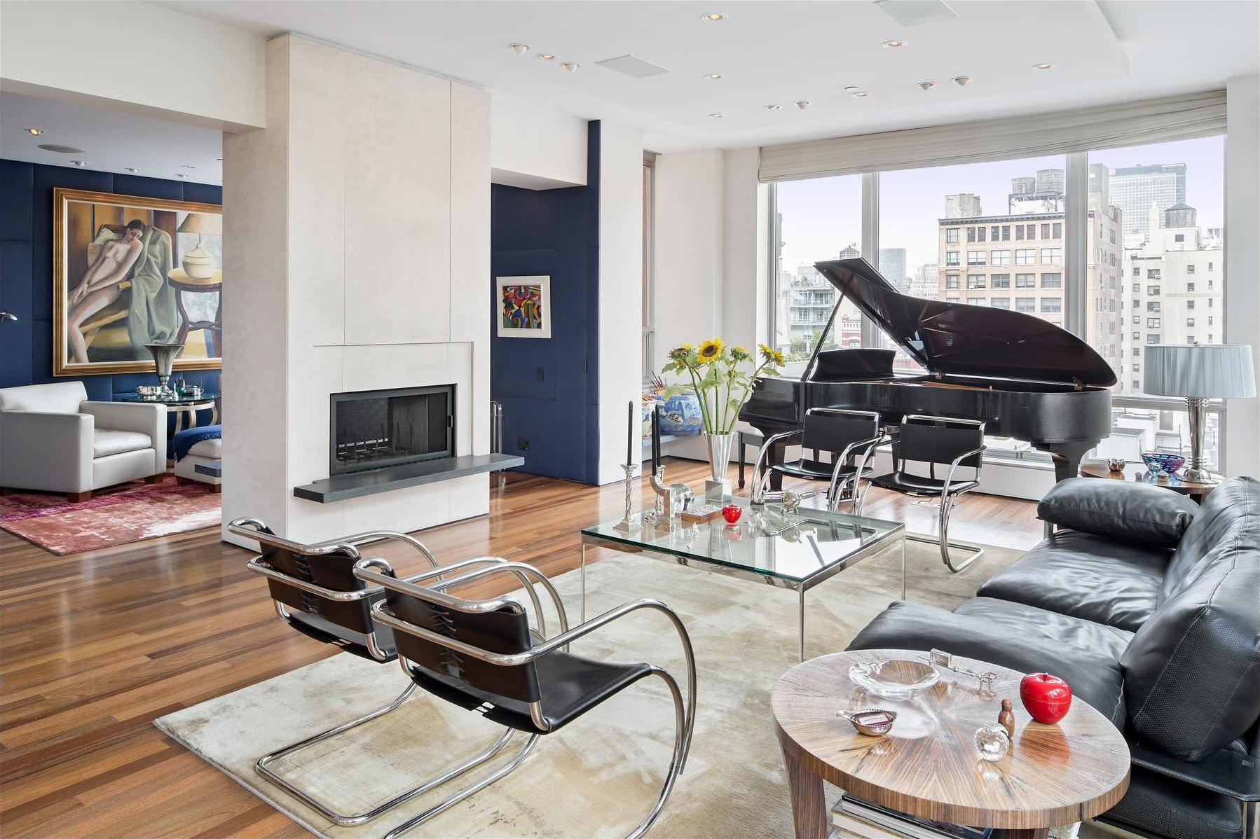 Duplex Penthouse in the Heart of Chelsea, Manhattan