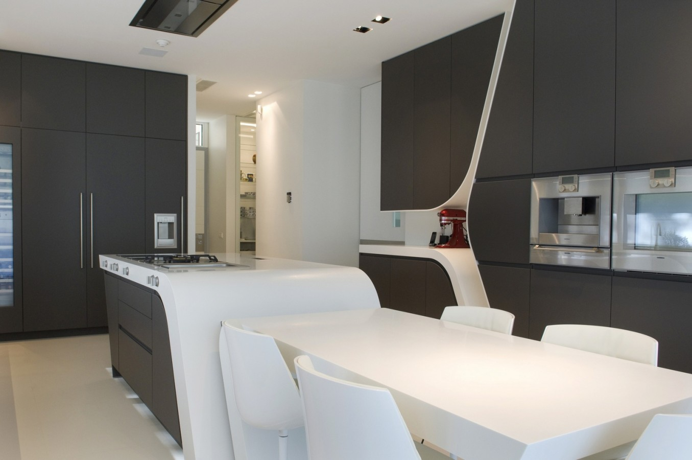 Vivienda en Madrid by A-cero
