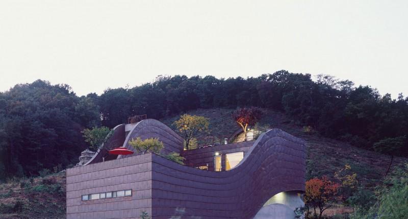 Bu Yeon Dang By Iroje Khm Architects - Bu-yeon-dang-by-iroje-khm-architects