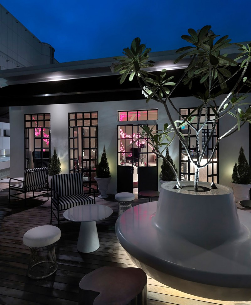 The club hotel by ministry of design for Hotel club decor