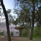 Dry Creek Outbuildings by Bohlin Cywinski Jackson  (3)