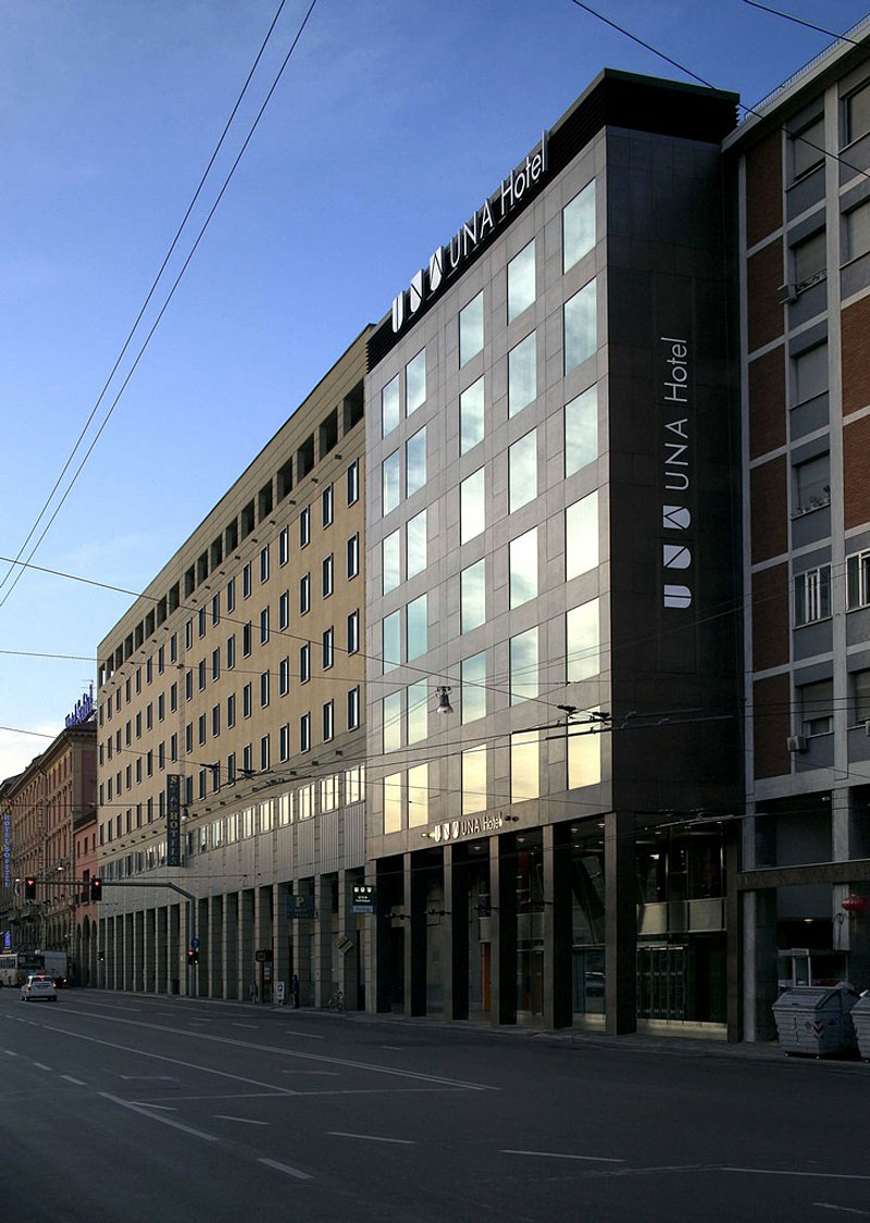Una Hotel Bologna by Studio Marco Piva (1)
