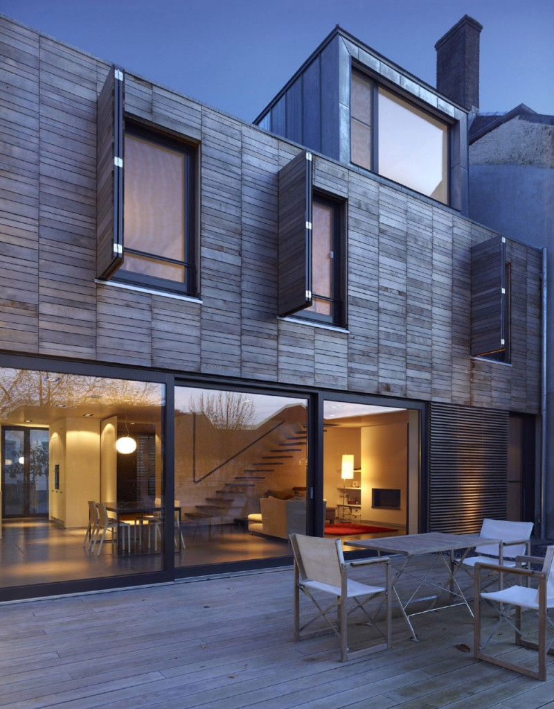 Up And Down Design Of House