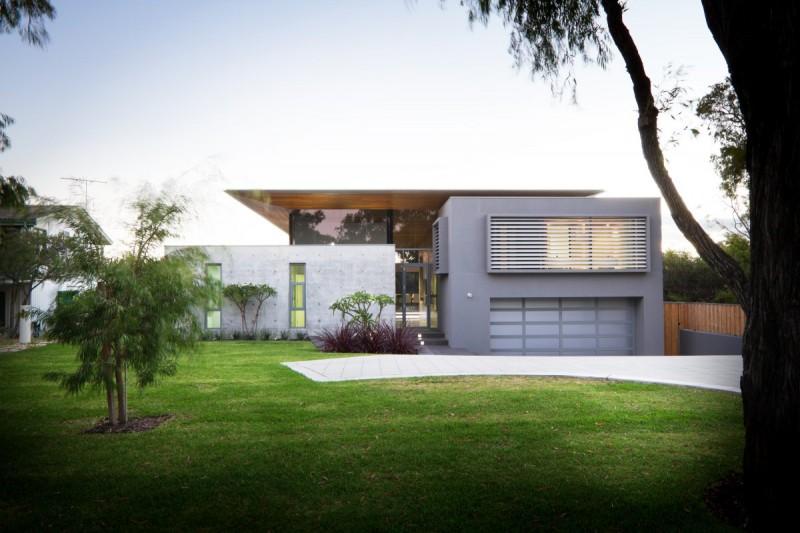 Storslået The 24 House by Dane Design Australia RX55