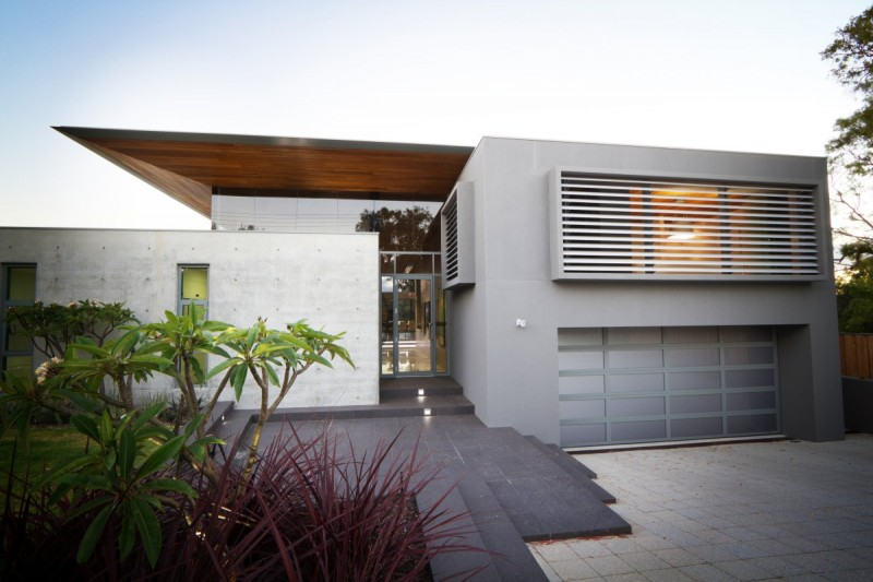 The 24 House by Dane Design Australia Australian Contemporary House Plans on
