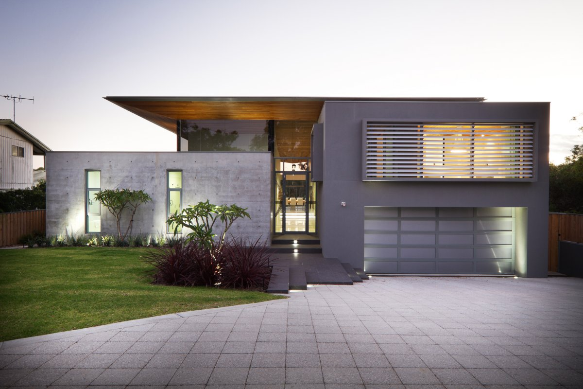 Best houses australia 2016 for Modern house 2016