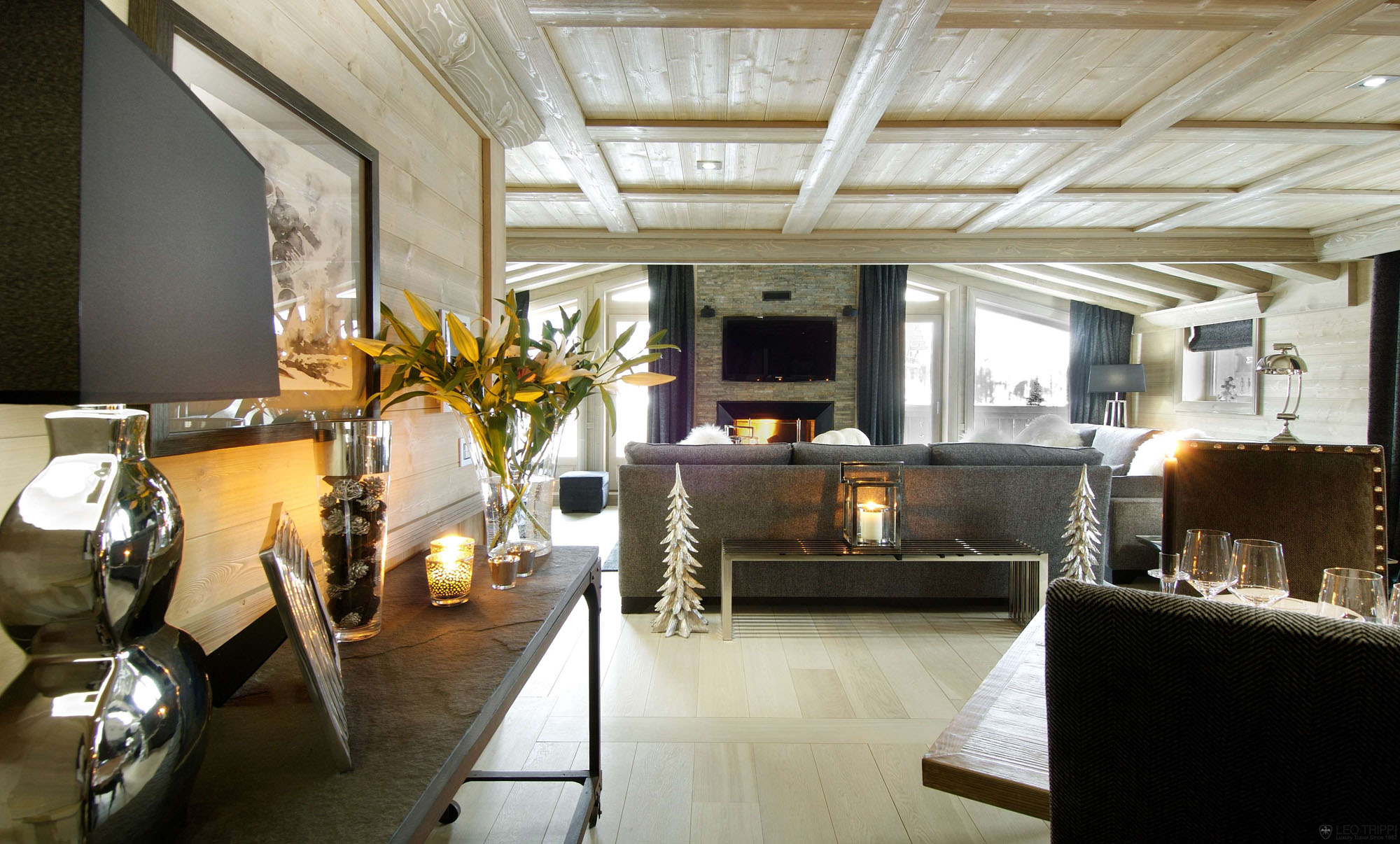 Chalet Black Pearl by Philippe Capezzone (2)