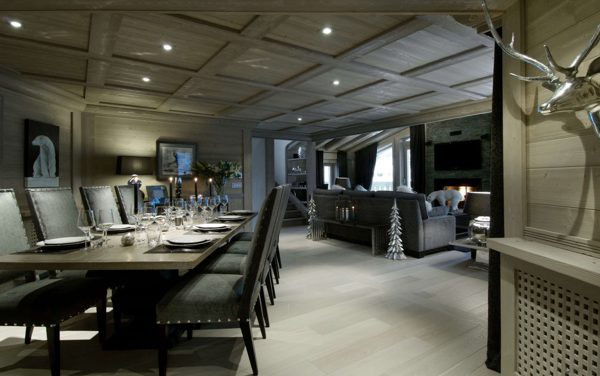 Chalet Black Pearl by Philippe Capezzone (3)
