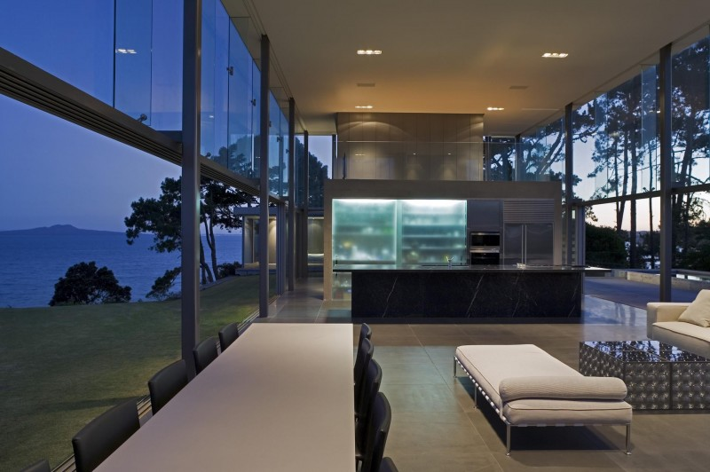 cliff house by fearon hay architects