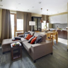 Cozy Apartment in Moscow by Odnushechka (1)