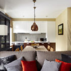 Cozy Apartment in Moscow by Odnushechka (3)