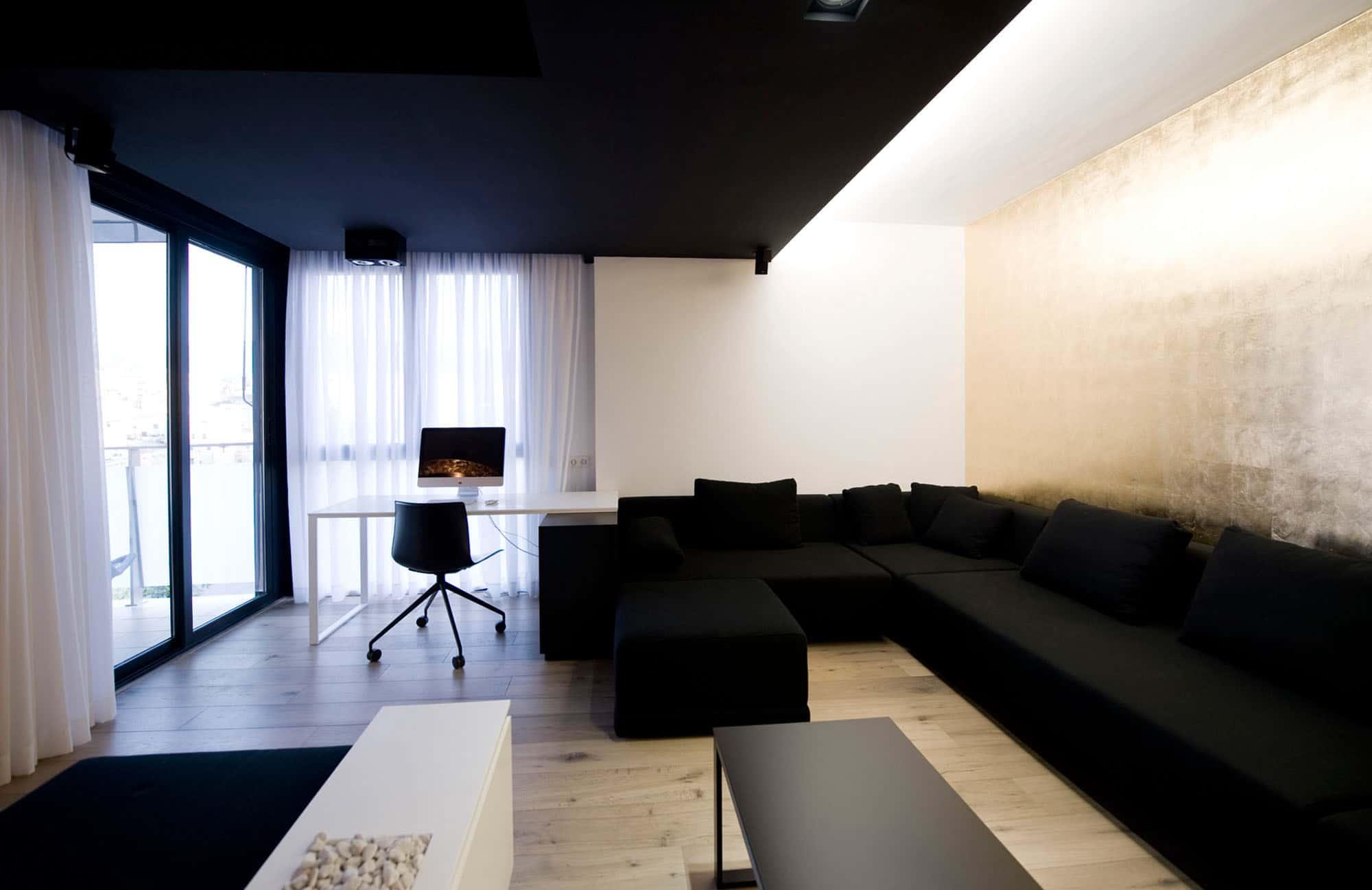 HI-MACS Doble Dueto Apartment by Cuartopensante (11)