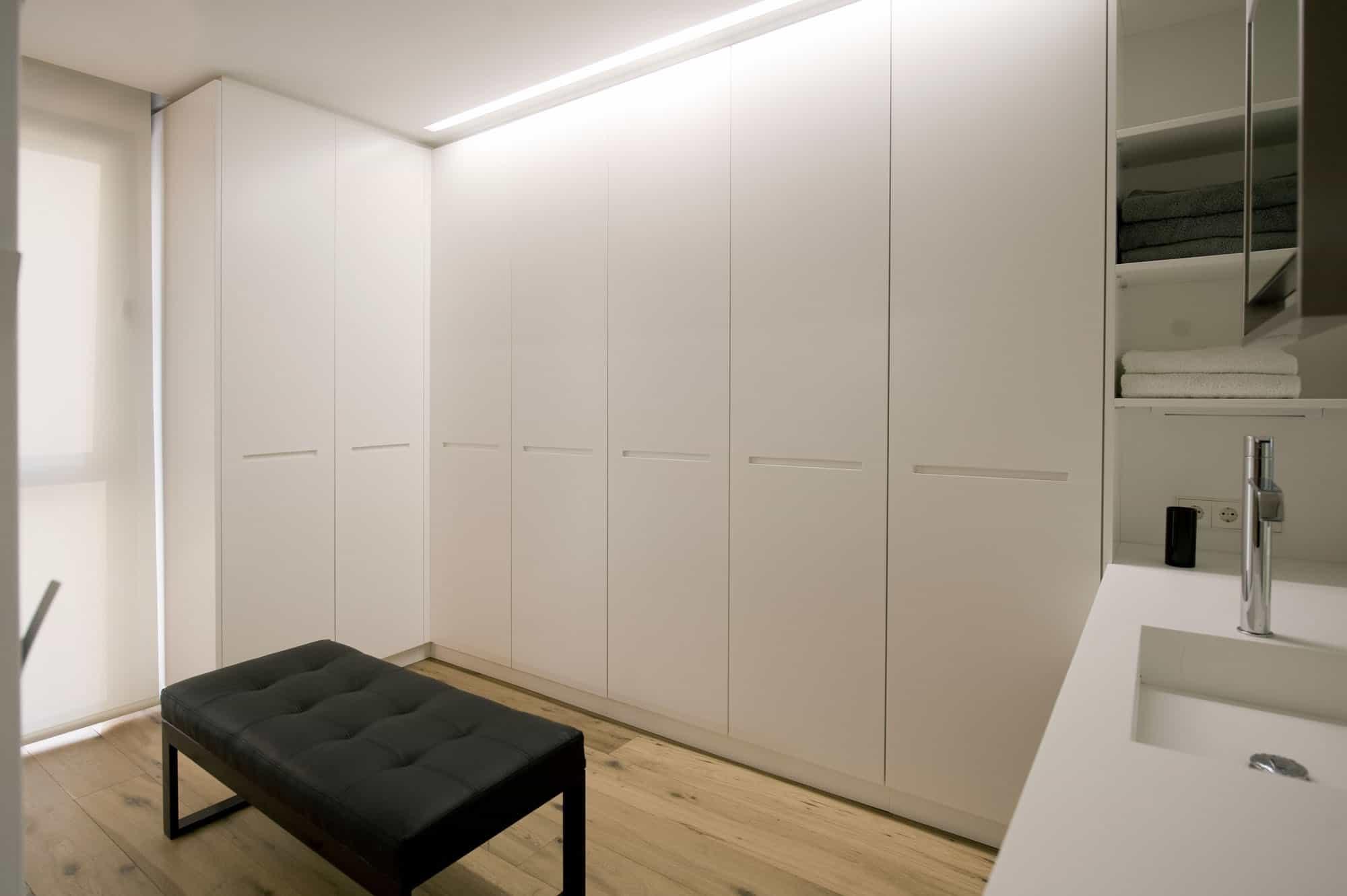 HI-MACS Doble Dueto Apartment by Cuartopensante (35)