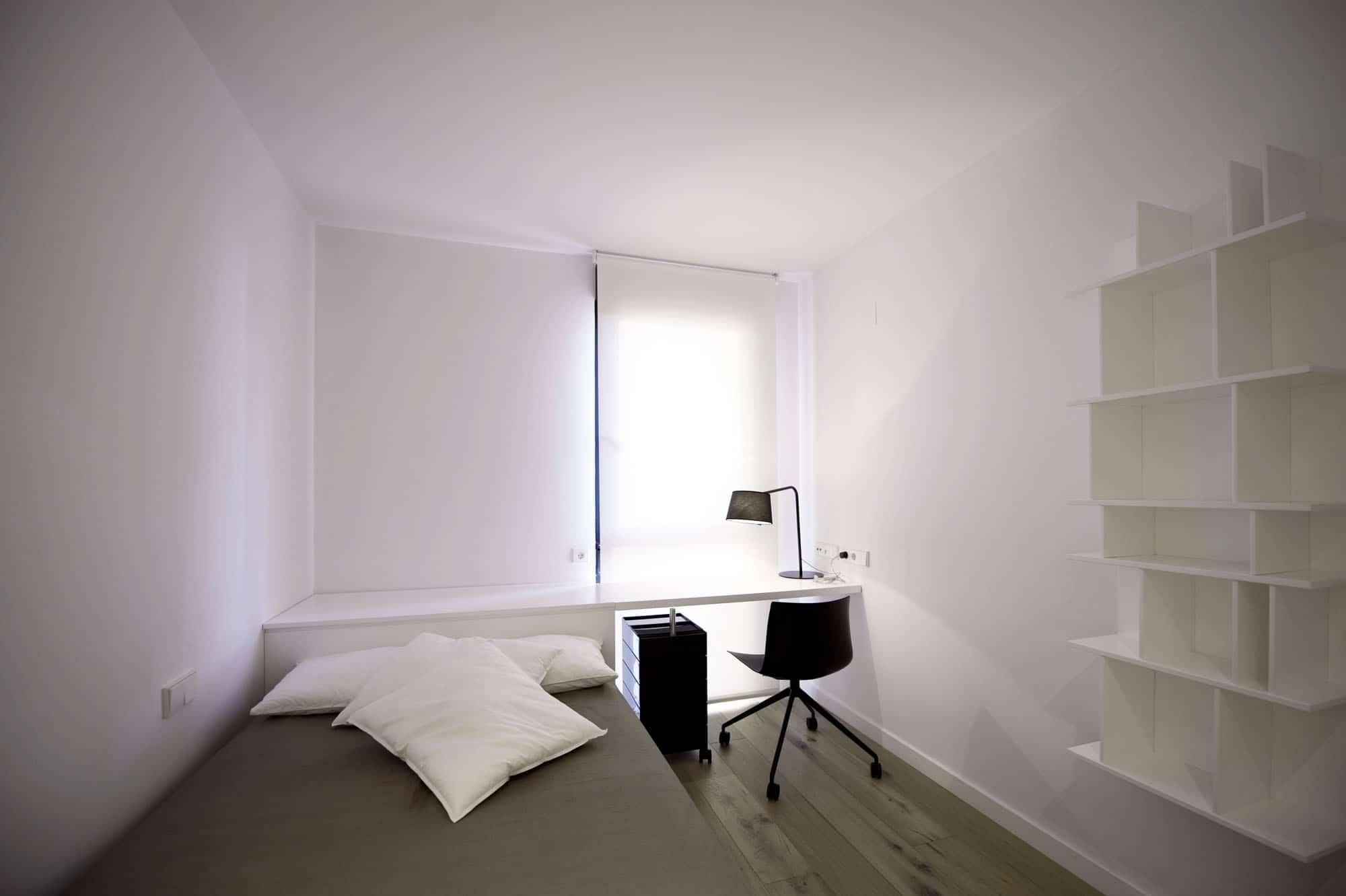 HI-MACS Doble Dueto Apartment by Cuartopensante