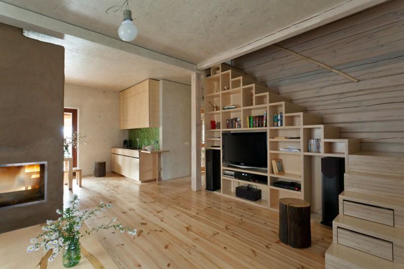 Log Home Designers.
