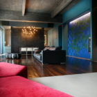 Turin Bachelor's Loft Interior by MG2 Architetture (3)