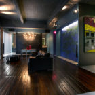 Turin Bachelor's Loft Interior by MG2 Architetture (4)