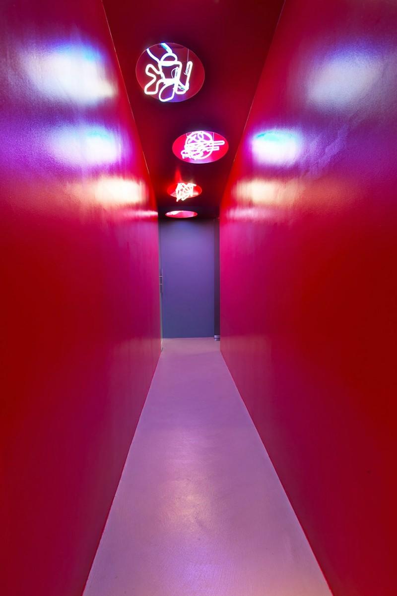 Turin bachelors loft interior by mg2 architetture