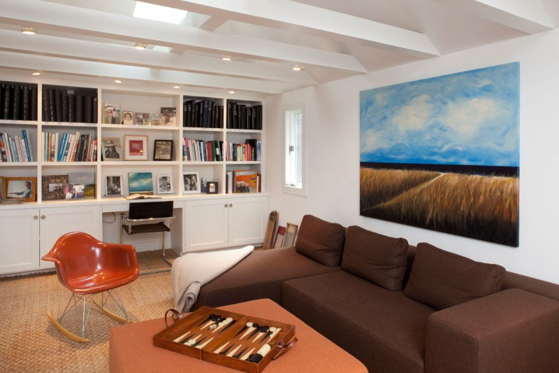 bungalow house interior. View in gallery Mill Valley House Interior by Artistic Designs for Living