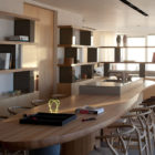 Penthouse in Tel Aviv by Charles Zana (4)