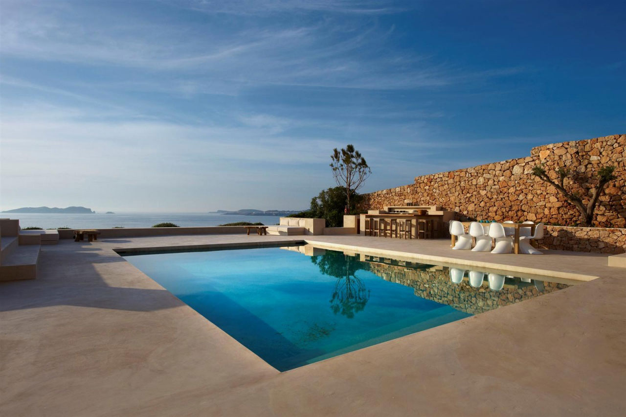 Luxury Villa in Caló den Real, Ibiza