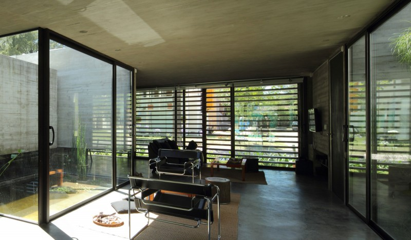 BA House By BAK Arquitectos