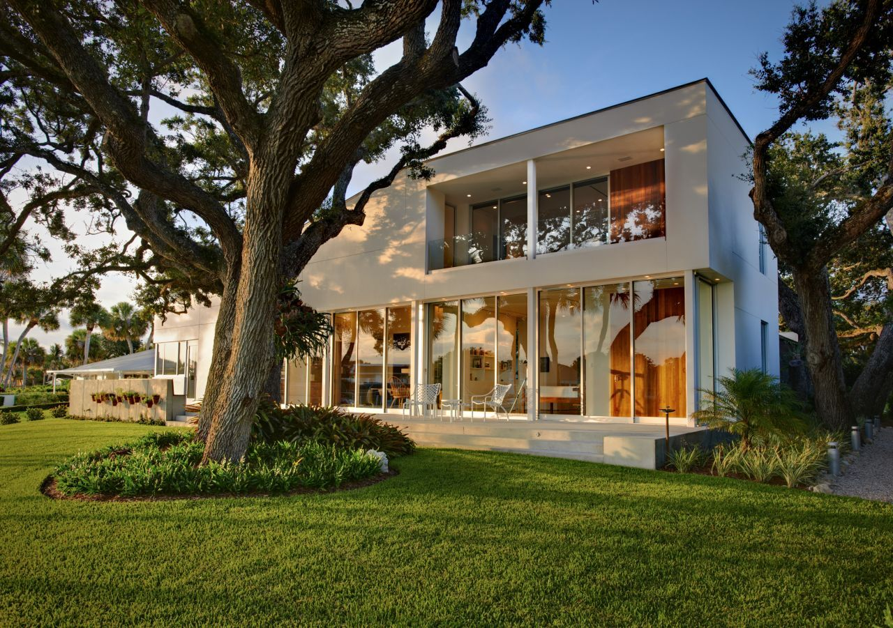 Barrier Island House By Sanders Pace Architecture