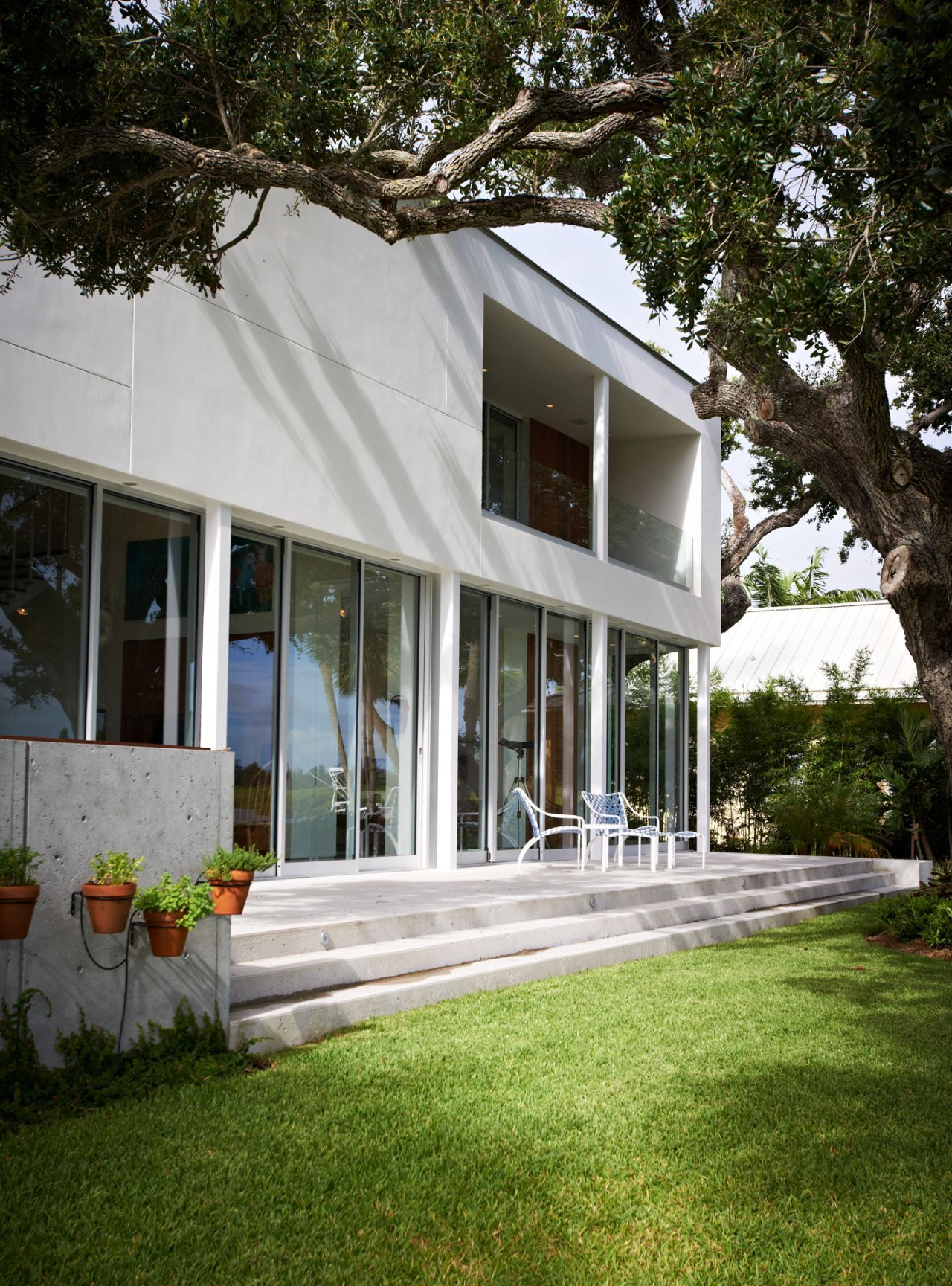 Barrier Island House by Sanders Pace (2)