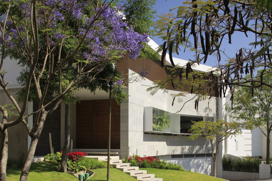 Casa Cuatro by Hernández Silva Arquitectos (2)