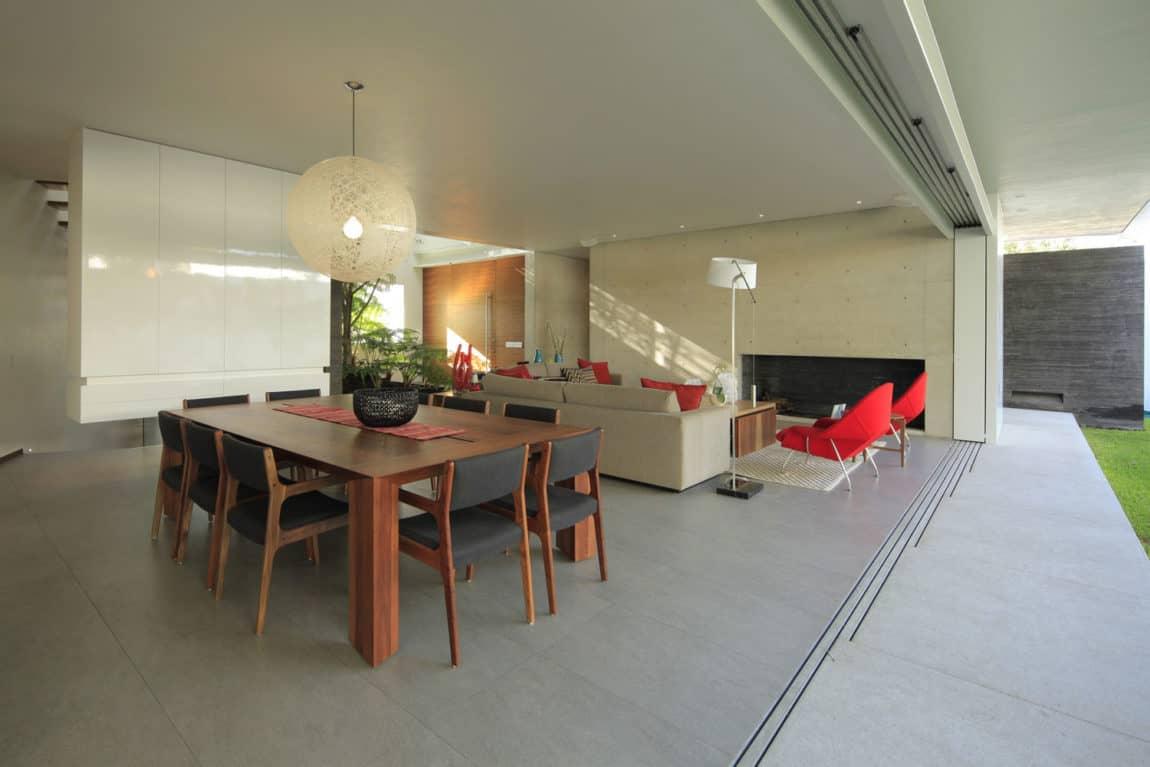 Casa Cuatro by Hernández Silva Arquitectos (6)