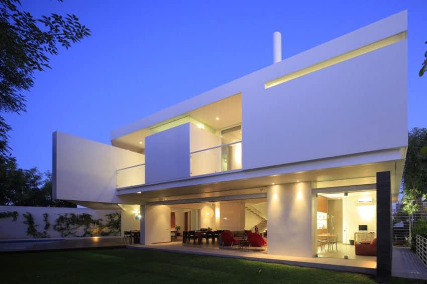 Casa Cuatro by Hernández Silva Arquitectos (19)