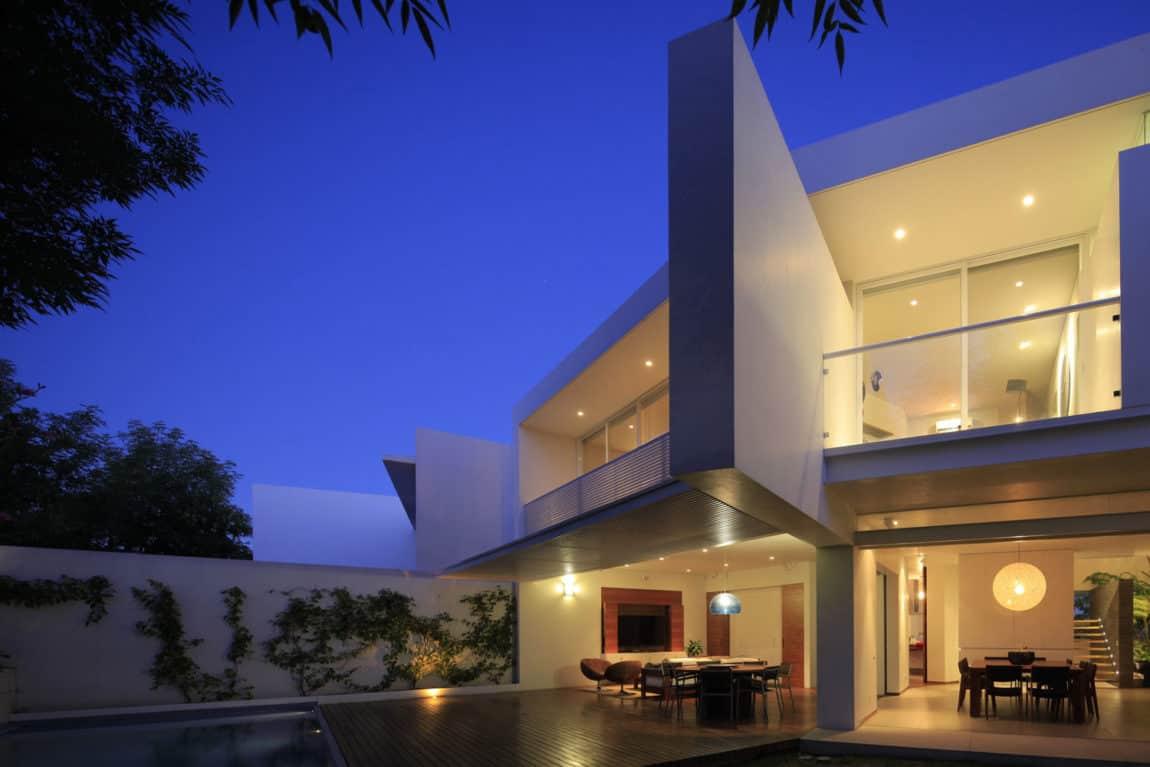 Casa Cuatro by Hernández Silva Arquitectos (21)