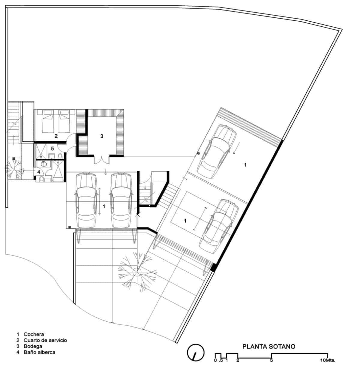 Casa Cuatro by Hernández Silva Arquitectos (24)