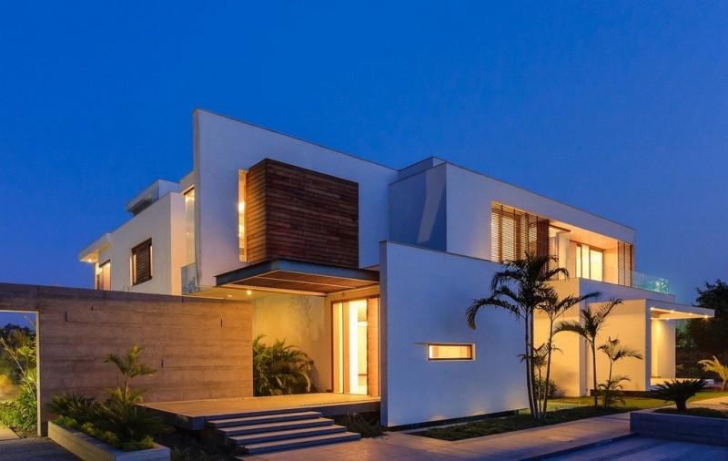e4 house by dada partners - Architecture Design For Home In Delhi