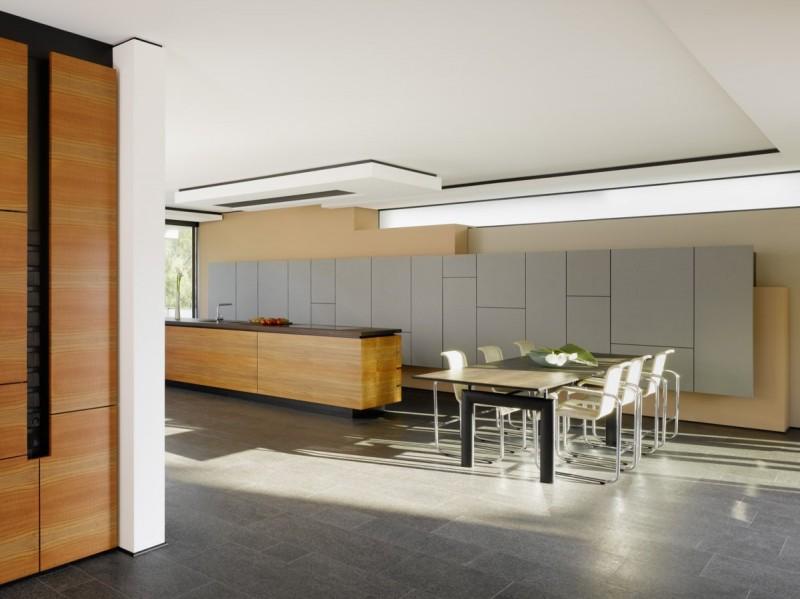 strauss residence by alexander brenner architekten. Black Bedroom Furniture Sets. Home Design Ideas