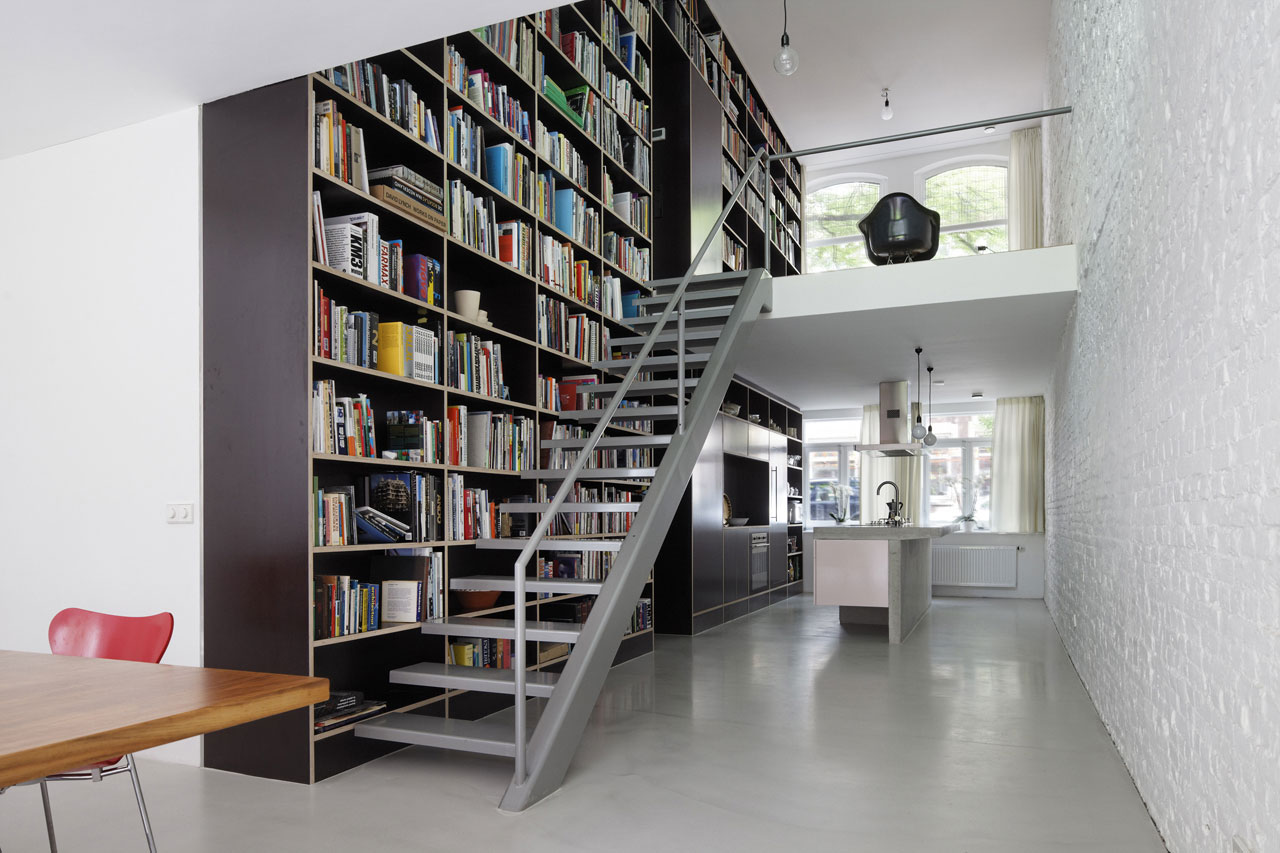 Vertical Loft by Shift Architecture Urbanism