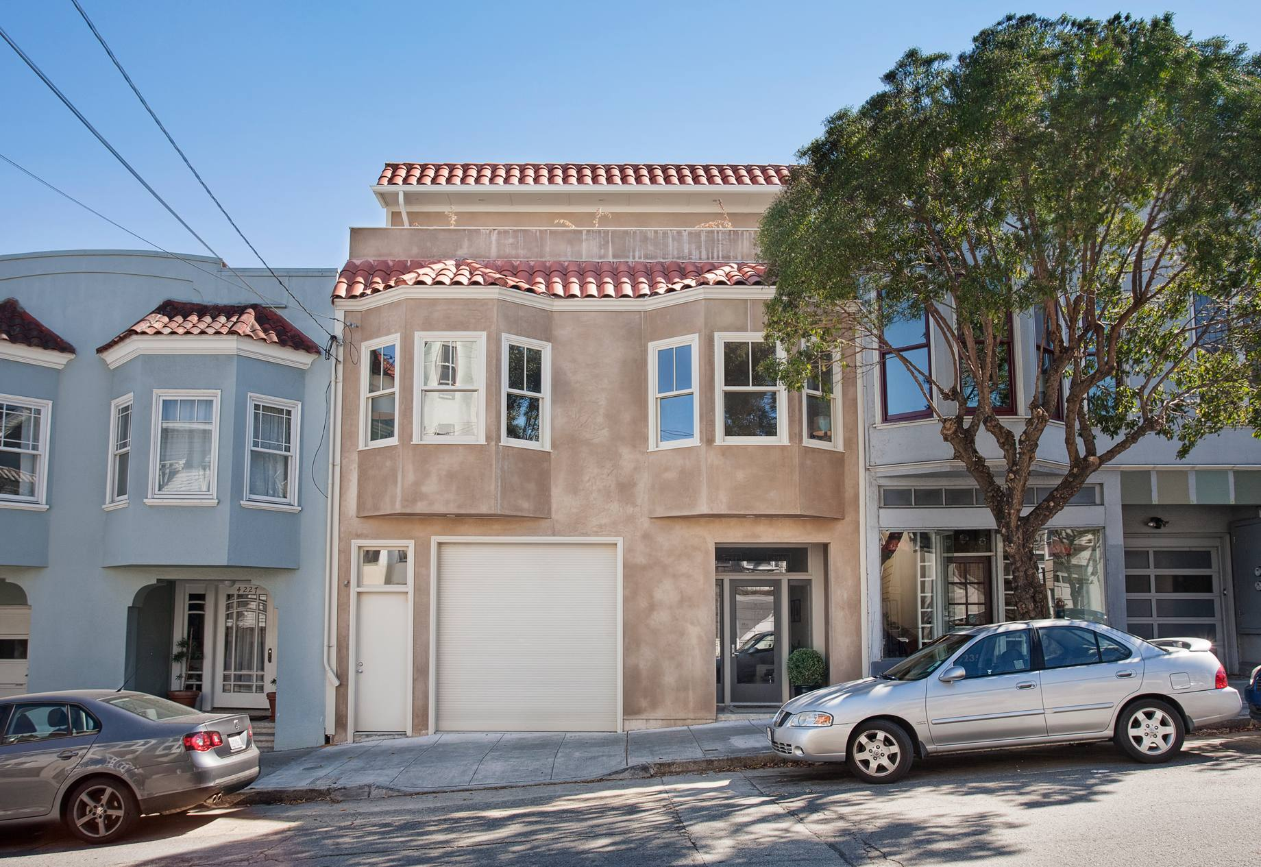 Beautiful Restored Two-Unit Home in San Francisco (1)