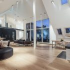 Stylish Attic Penthouse in Stockholm (2)
