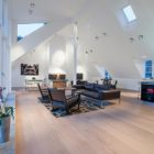 Stylish Attic Penthouse in Stockholm (5)