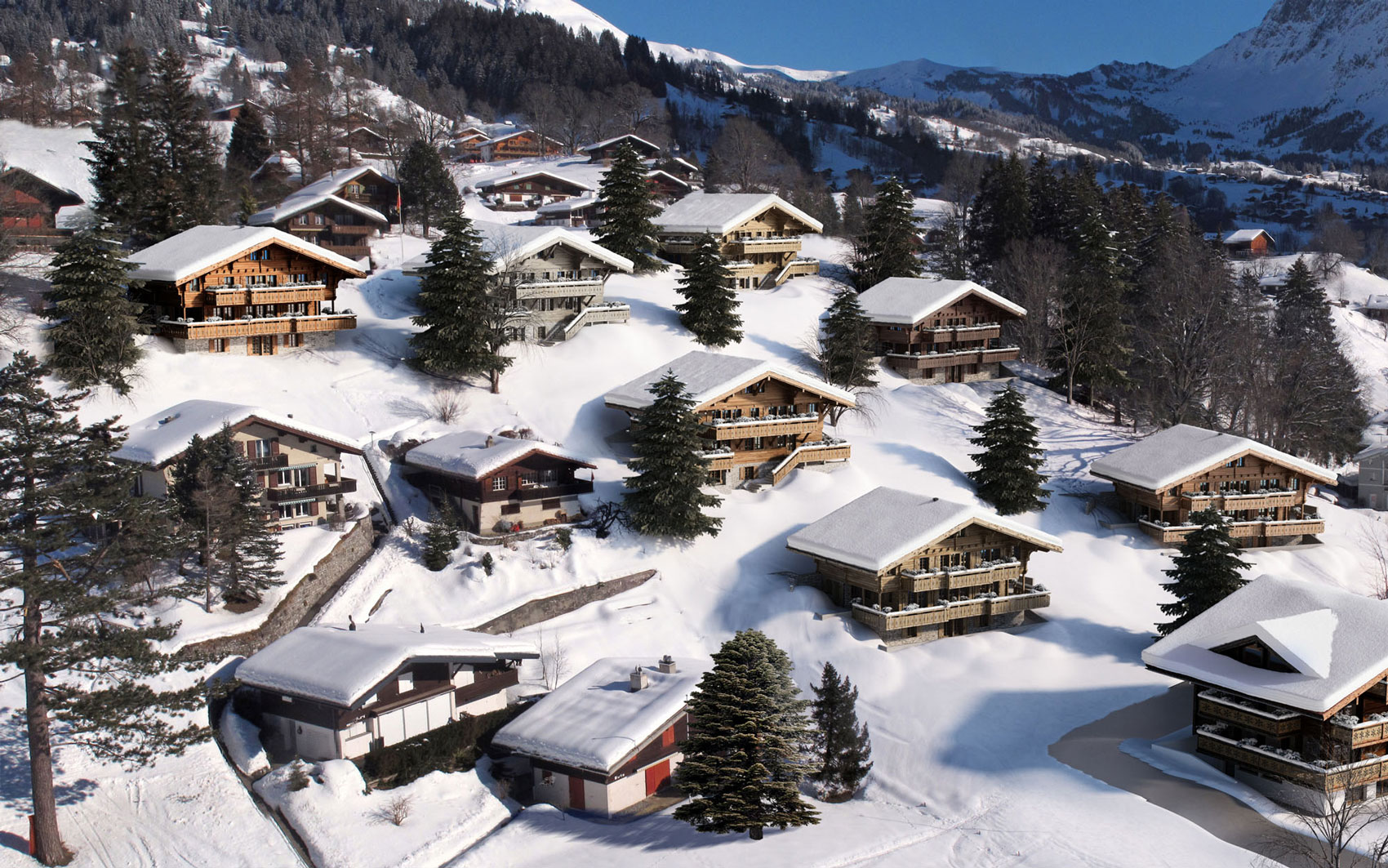 Bergwelt Development in Grindelwald, Switzerland (1)