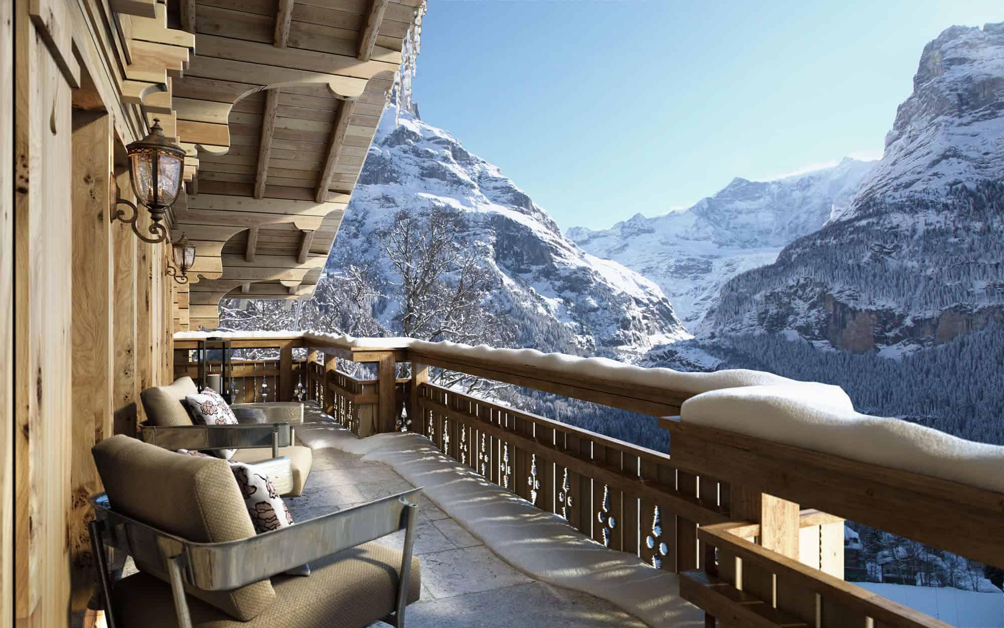 Bergwelt Development in Grindelwald, Switzerland (2)
