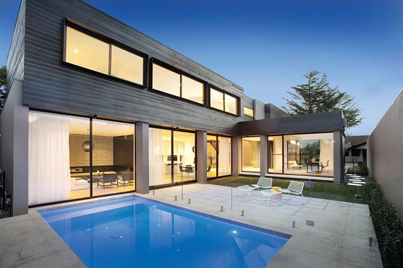 Block House by Taylor + Reynolds