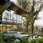 Blue Ridge Residence by Voorsanger Architects (3)