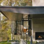Blue Ridge Residence by Voorsanger Architects (5)