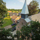 God's Loftstory by  LKSVDD Architecten (4)