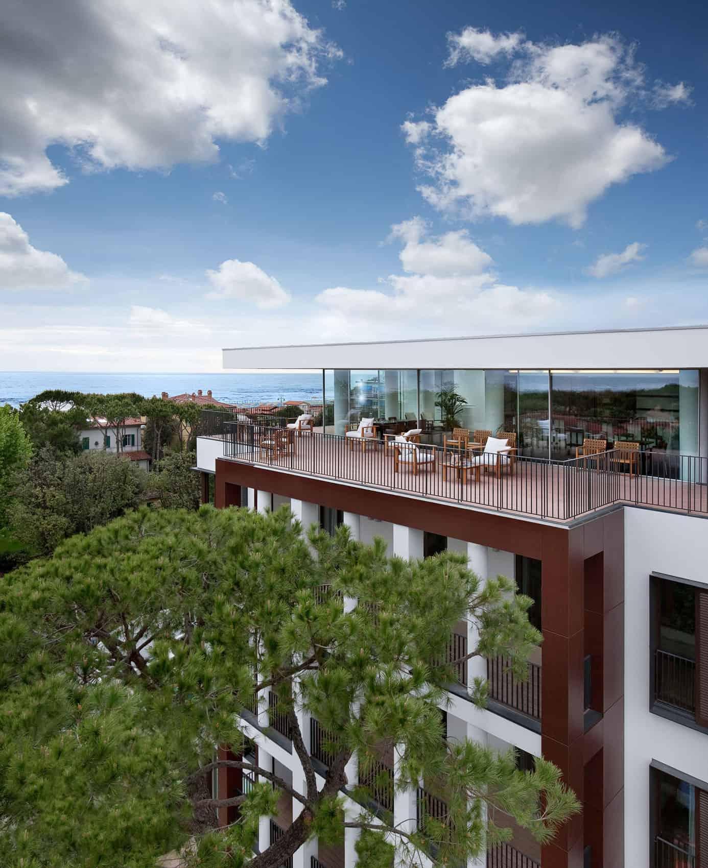 5 Star Hotel Principe Forte Dei Marmi (Video)
