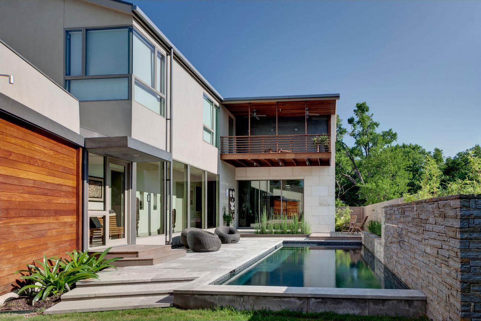 of Three Rooms by Marc McCollom Architect